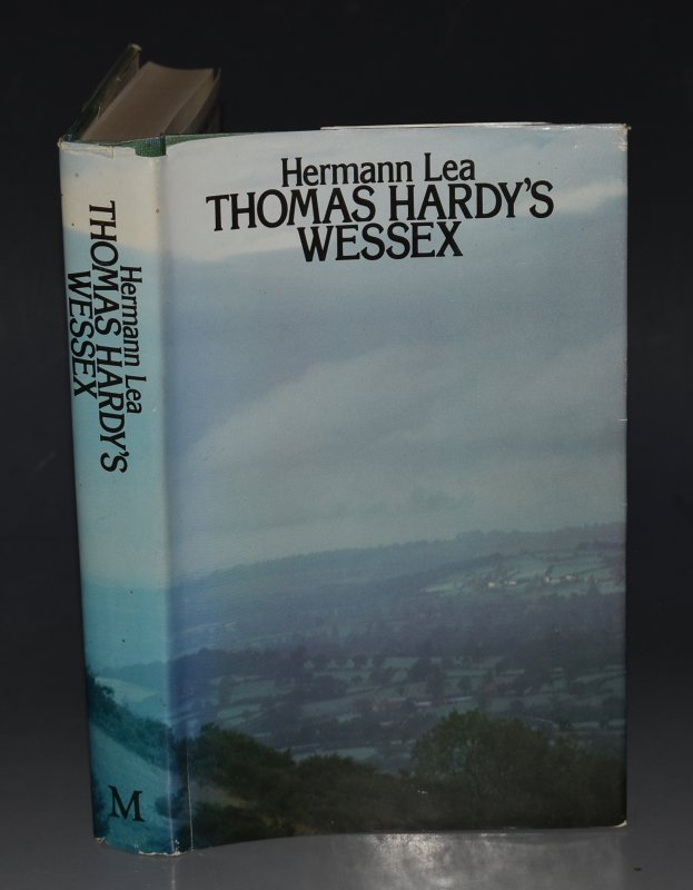 Image for Thomas Hardy's Wessex Illustrated from photographs by the author.