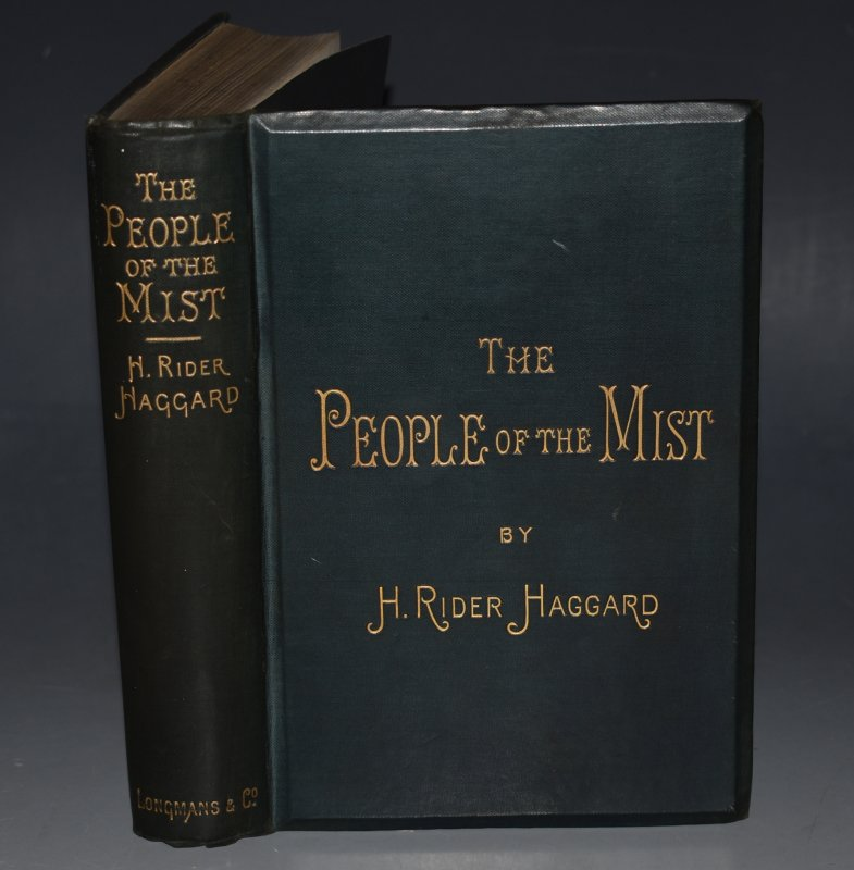 Image for The People of The Mist