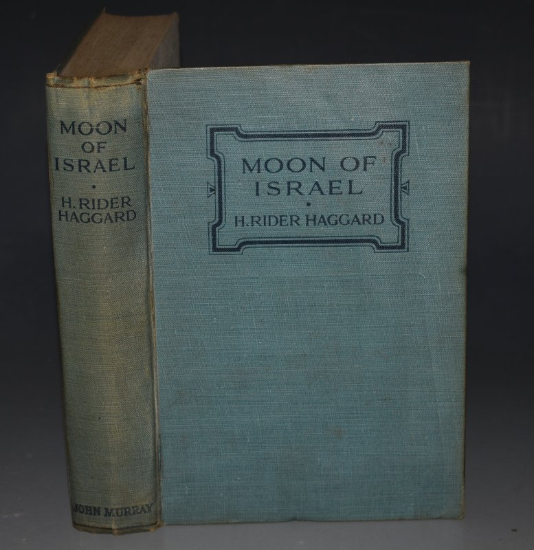Image for Moon of Israel A Tale of the Exodus.