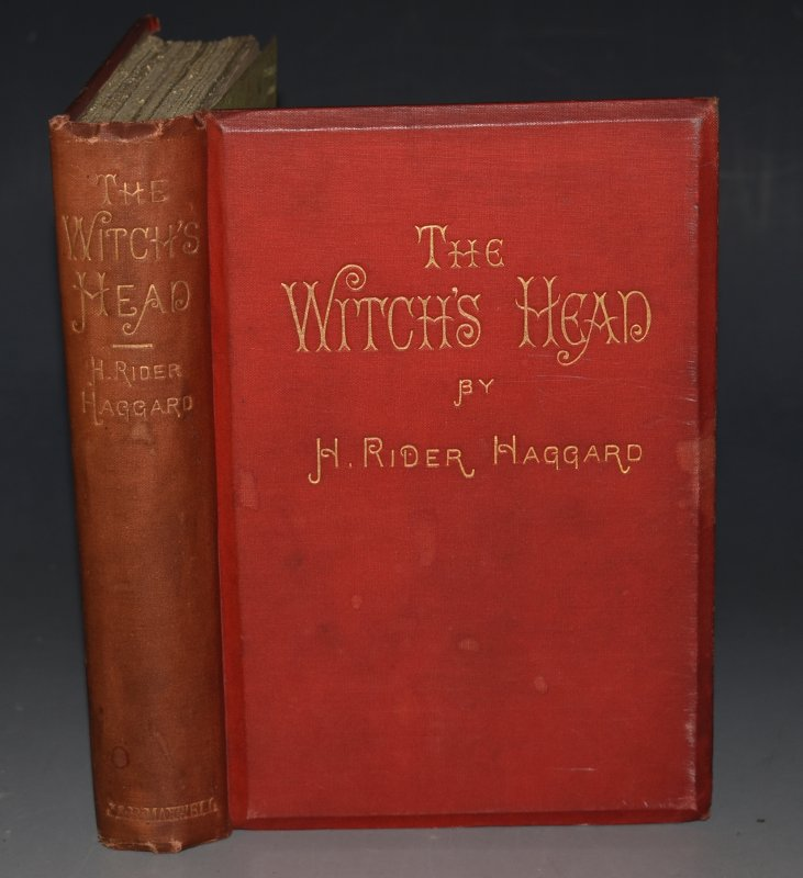 Image for The Witch's Head A Novel.