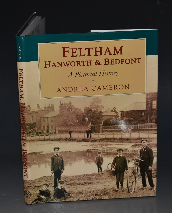 Image for Feltham, Hanworth & Bedfont - A Pictorial History