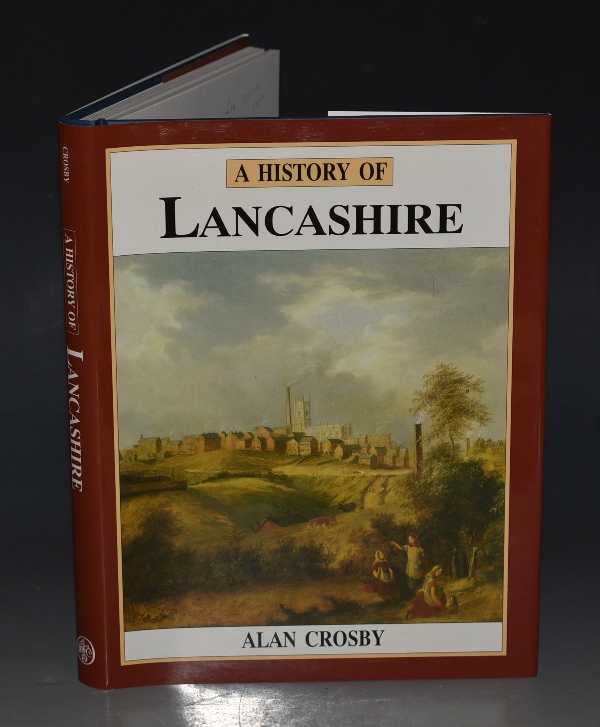 Image for A History of Lancashire