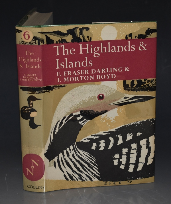 Image for The Highlands & Islands. (The New Naturalist 6)