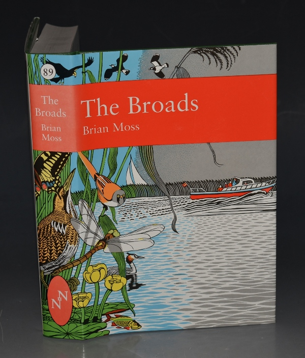Image for The Broads. (The New Naturalist 89). The People's Wetland.
