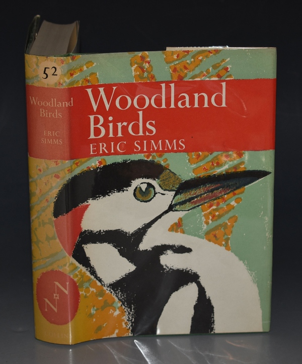 Image for Woodland Birds. (The New Naturalist 52).