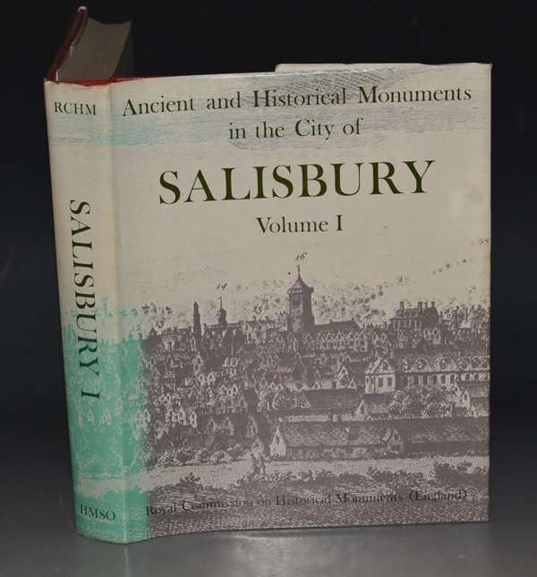 Image for An Inventory of the Historical Monuments in the City of Salisbury. Volume 1.