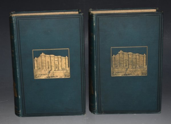 Image for The Bastille Illustrated. In Two Volumes.
