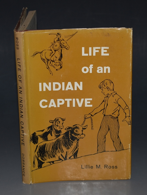 Image for Life of an Indian Captive