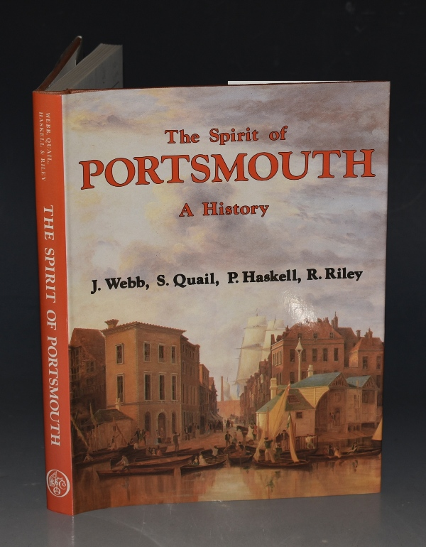 Image for The Spirit of Portsmouth - A History