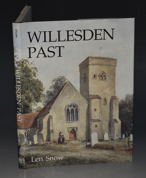 Image for Willesden Past