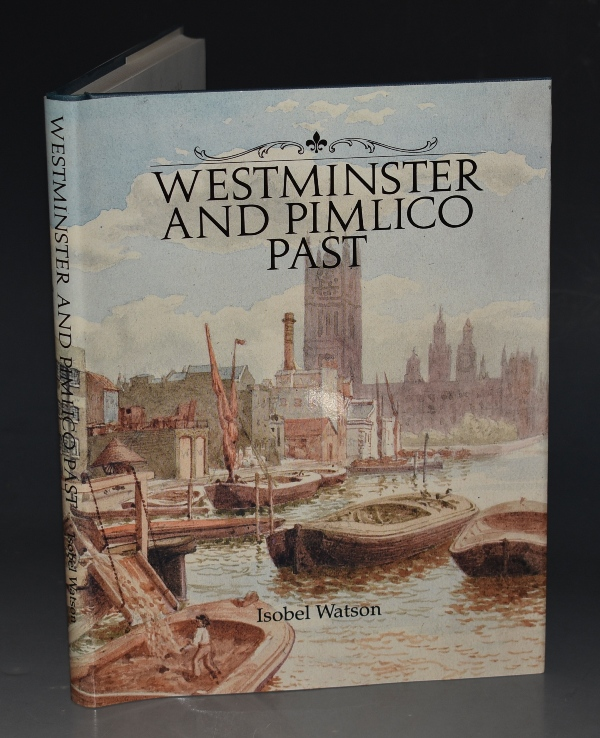 Image for Westminster And Pimlico Past