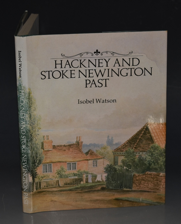 Image for Hackney And Stoke Newington Past