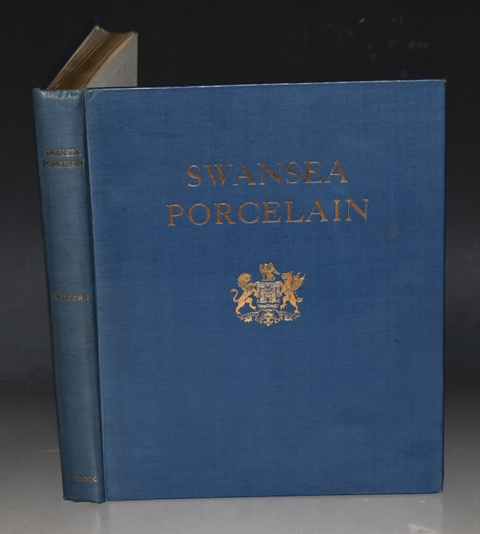 Image for Swansea Porcelain With over 450 specimens illustrated of which 81 are in colour.