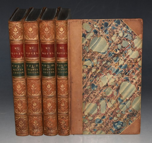 "Image for ""My Novel"" Or, Varieties in English Life In Four Volumes."