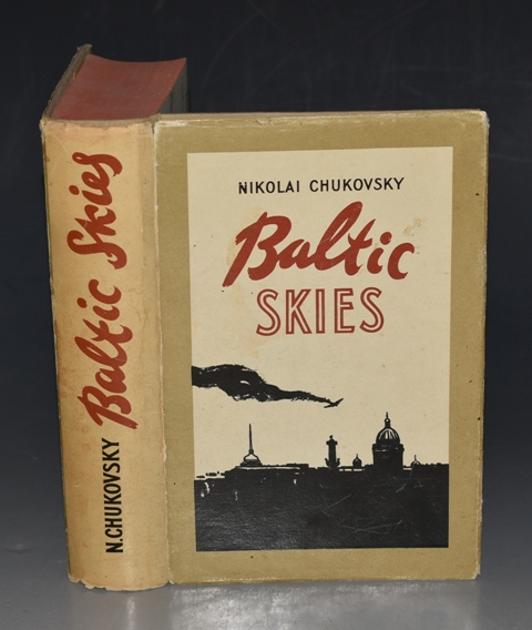 Image for Baltic Skies (With Additional Illustrations by V. J. Sheppard.) Translated by R. Daglish. Designed by A. Livanov.