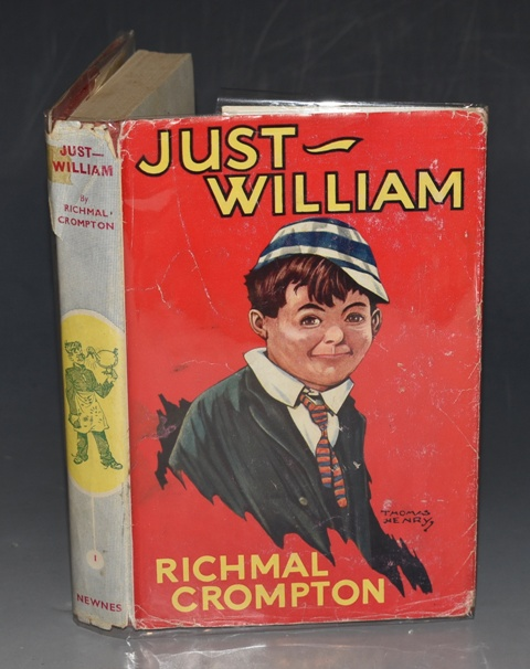Image for Just William Illustrated by Thomas Henry.