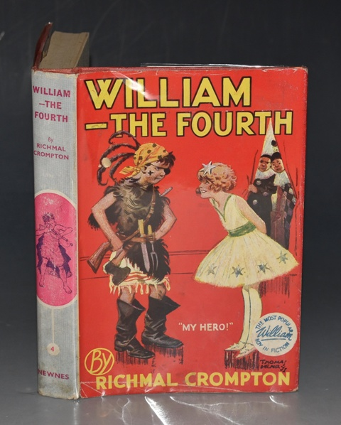 William The Fourth Illustrated by Thomas Henry.