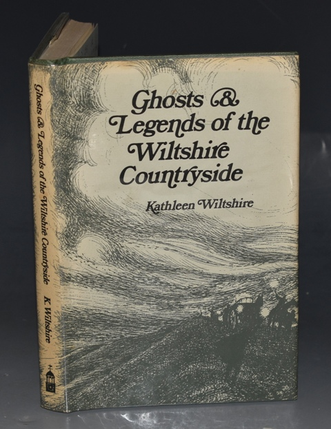 Image for Ghosts and Legends of the Wiltshire Countryside. Edited by Patricia M. C. Carrott. Illustrated by Hilary Williams.