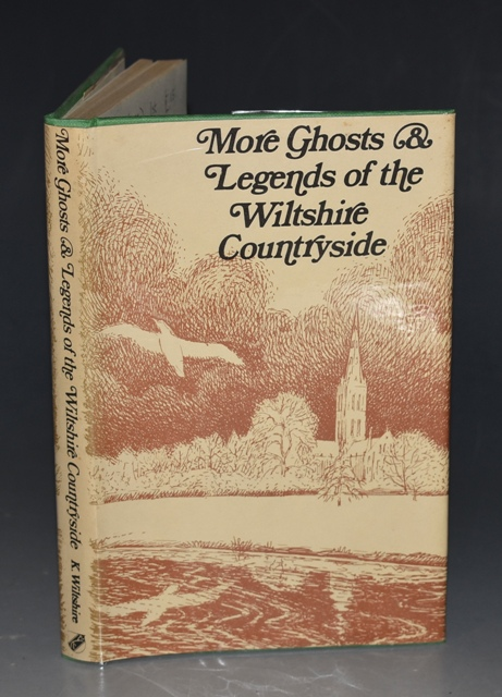 Image for More Ghosts and Legends of the Wiltshire Countryside. Edited by Patricia M. C. Carrott. Illustrated by Hilary Williams.