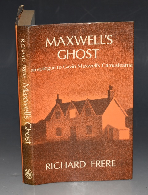 Image for Maxwell's Ghost: An epilogue to Gavin Maxwell's Camusfearna. With decorations by Robin McEwen.