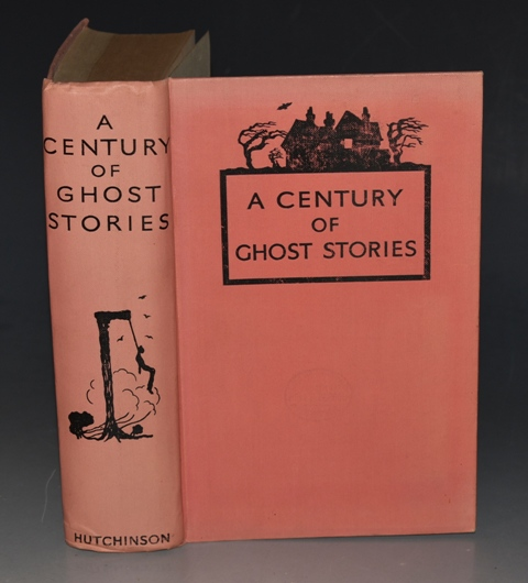 A Century of Ghost Stories Includes The Familiar, The Saint and the Vicar, The Tapestried Chamber, Gibbet Lane, The Old Nurse's Story, The Green Room and many more by authors including Bram Stoker and Charles Dickens.