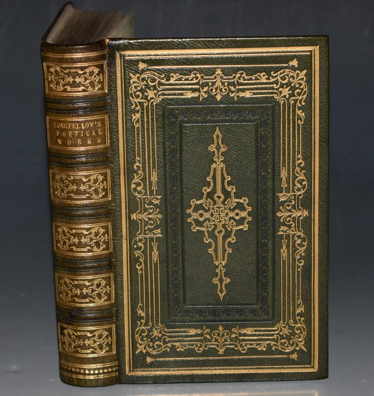 The Poetical Works of Henry Wadsworth Longfellow. With Prefatory Notice. Eight Engravings on Steel.