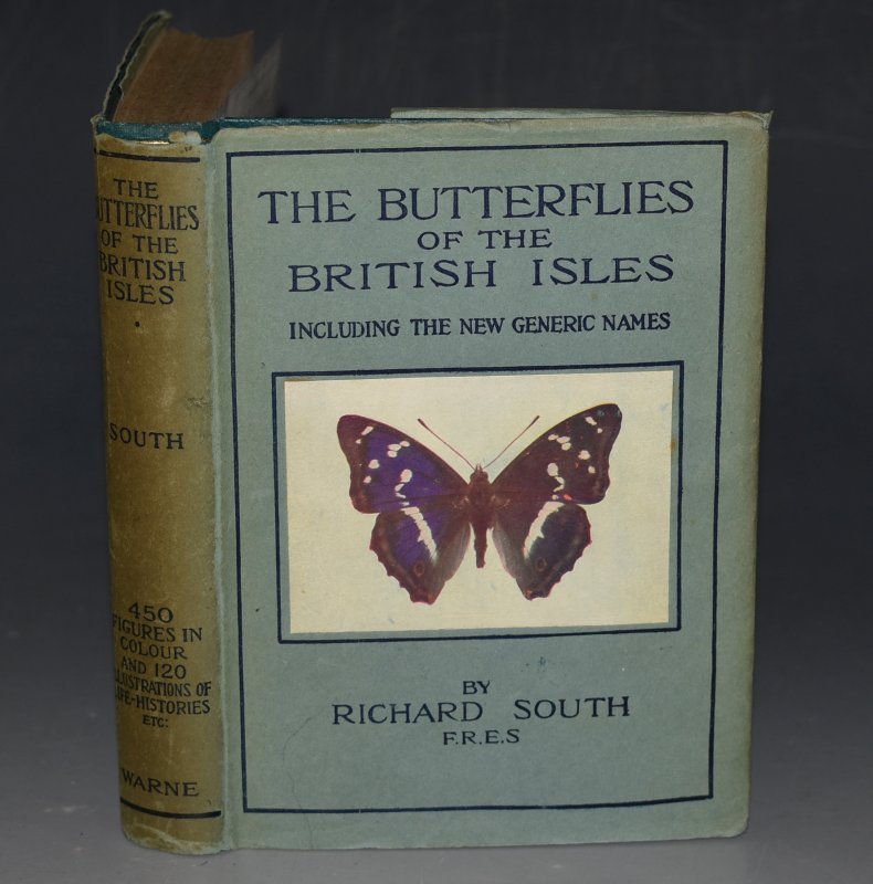 Image for The Butterflies of the British Isles. With accurately coloured figures of every species and many varieties also drawings of Egg, Caterpillar, Chrysalis, and Food-Plant. And including the new Generic Names. Edited and Revised by H. M. Edelstein. The Wayside and Woodland Series. New Edition.
