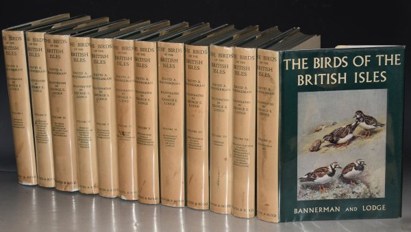Image for The Birds of the British Isles. In Twelve Volumes.