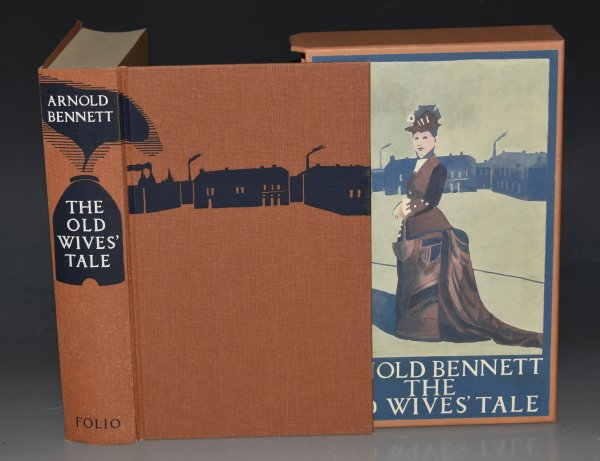 Image for The Old Wives' Tale Introduction by Tim Heald. Lithographs by Glynn Boyd Harte.