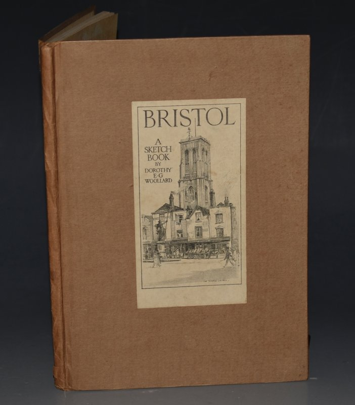 Image for Bristol, A Sketch Book