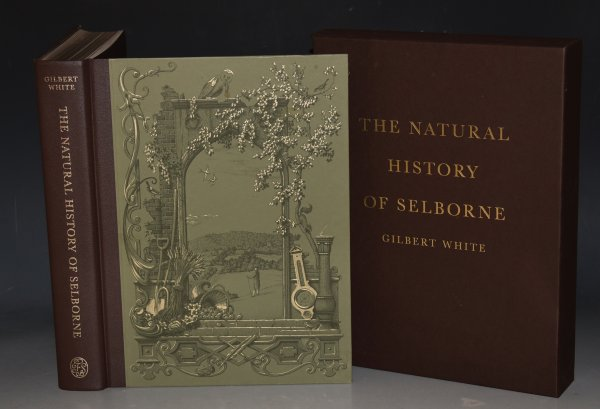 Image for The Natural History of Selborne. Introduction by Keith Thomas.