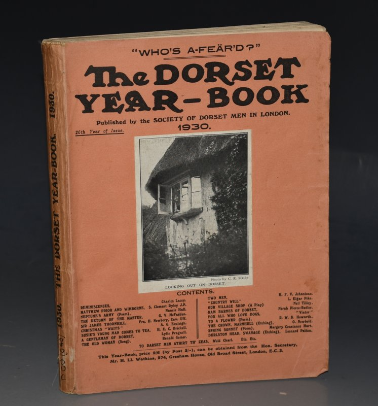 Image for The Dorset Year Book 1930