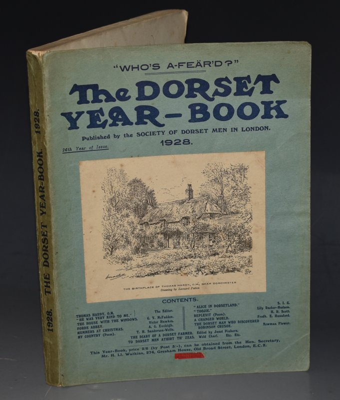 Image for The Dorset Year Book, for 1928.