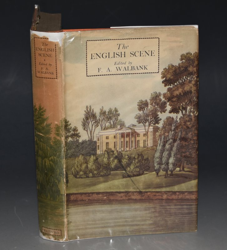 Image for The English Scene. In the Works of Prose-Writers since 1700. Foreword by Sir John Squire.