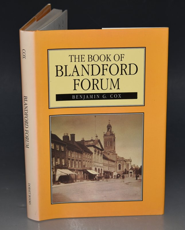 Image for The Book of Blandford Forum The Story of the Town's Past.