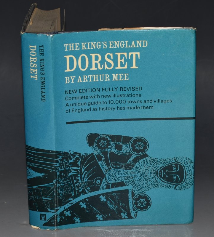 Image for Dorset. The King's England. Fully revised and edited by E.T. Long. Ilustrated with new photographs by A.F. Kersting.