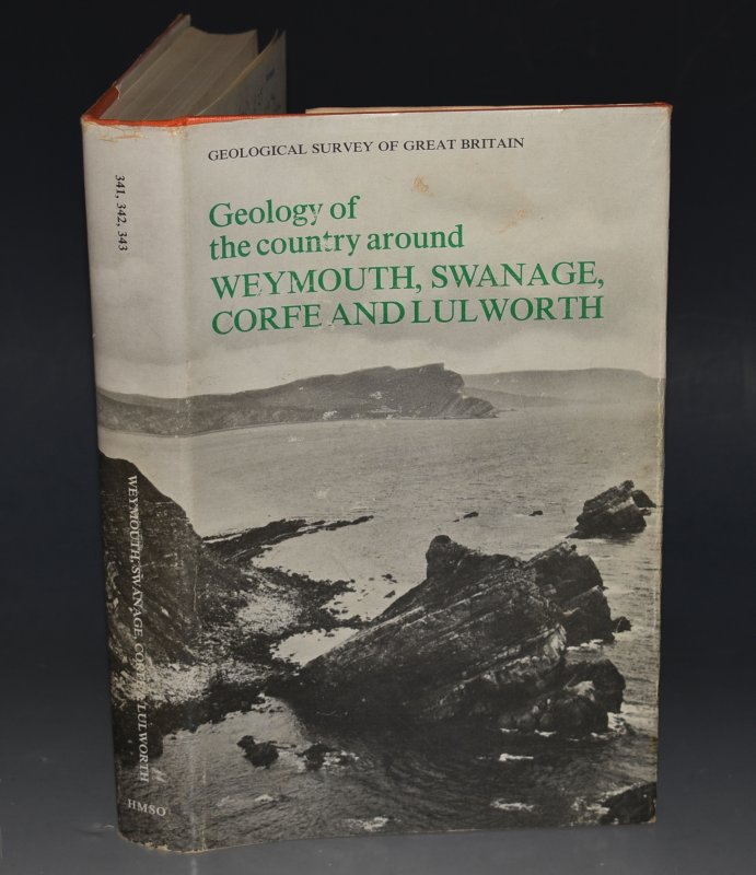 Image for The Geology of the Country around Weymouth, Swanage, Corfe & Lulworth. (Geological Survey of Great Britain). National Environment Research Council. Institute of Geological Sciences.
