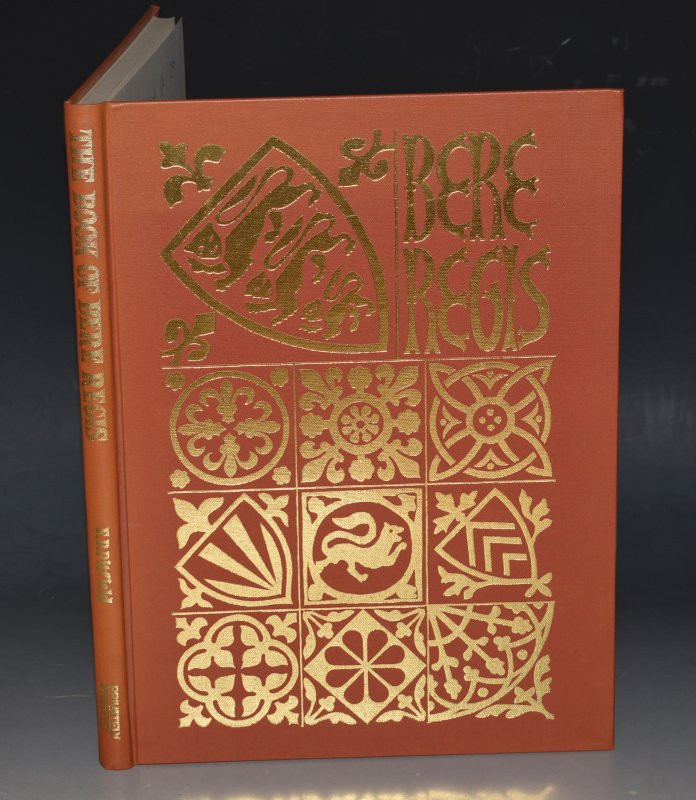 Image for The Book of Bere Regis. Signed copy.