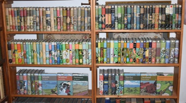 Image for COMPLETE Set New Naturalist Series FIRST EDITIONS 1 to 120. 122 volumes in total, including the two versions of Number 6 Highlands & Islands, & the Biography volume Number 82, the second which is Signed & limited.