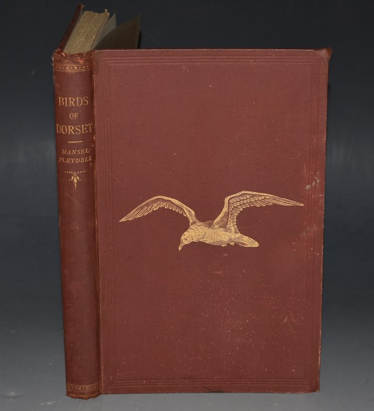 Image for The Birds of Dorsetshire. A contribution to the natural history of the county.
