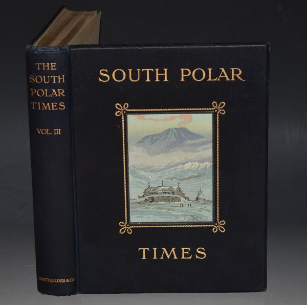 Image for The South Polar Times. April - October 1911. Vol III only. Limited edition of 350.