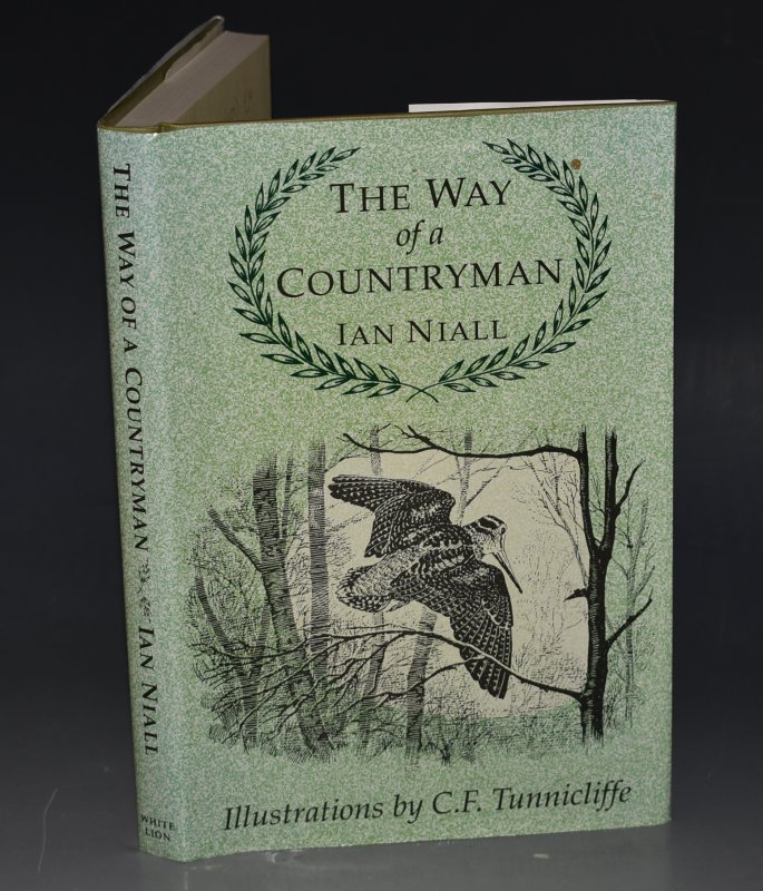 Image for The Way of a Countryman. Illustrations by C.F. Tunnicliffe. Foreword by Bernard O'Donoghue.