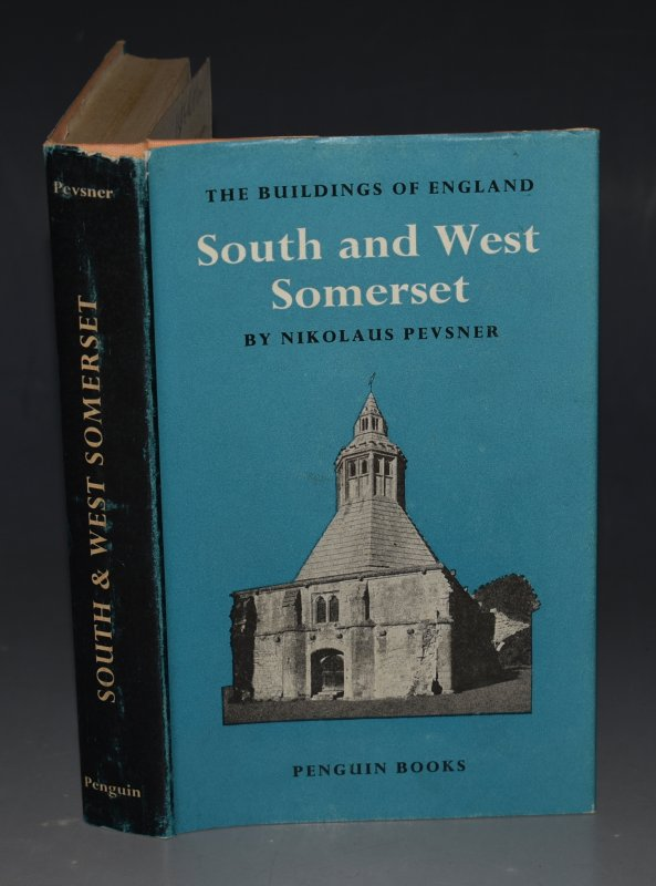 Image for South and West Somerset. The Buildings of England.