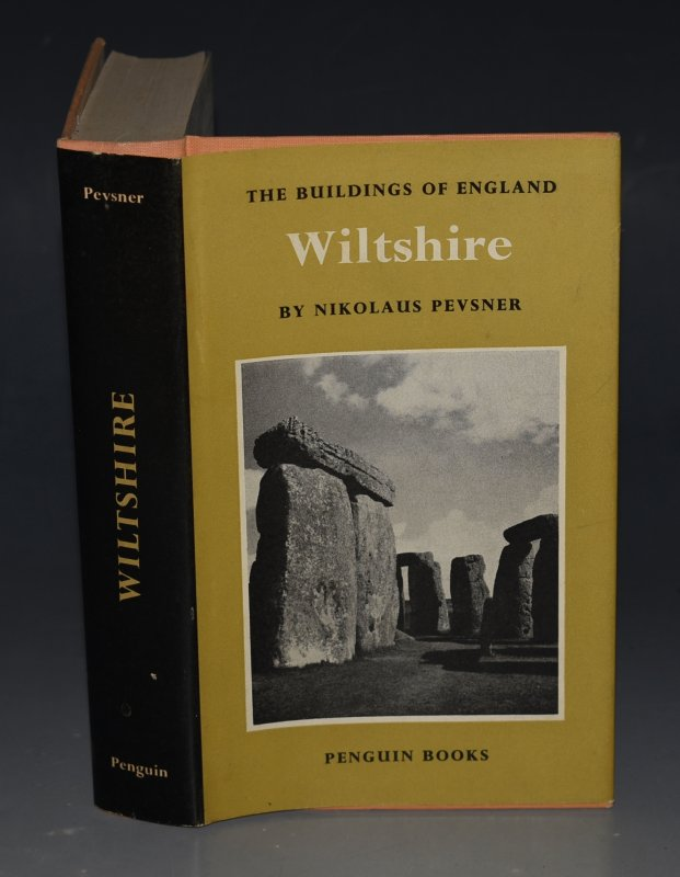 Image for Wiltshire. The Buildings of England.