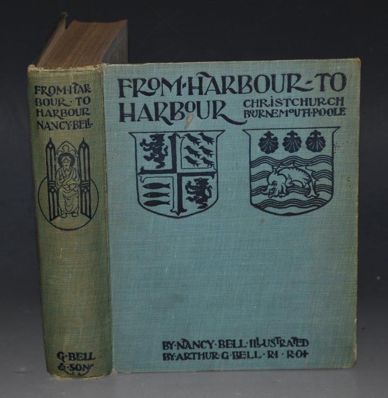 Image for From Harbour to Harbour. The Story of Christchurch, Bournemouth, and Poole from the earliest Times to the Present Day.