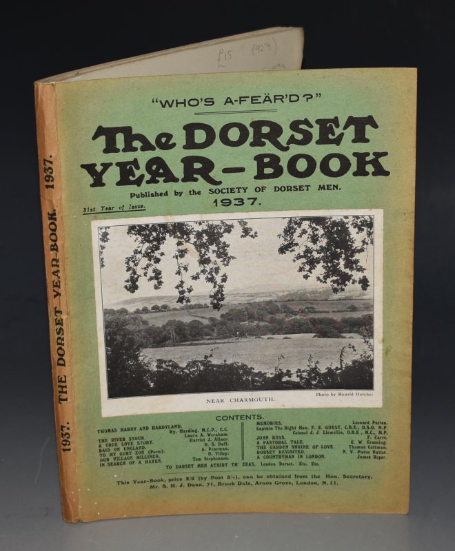 Image for The Dorset Year Book for 1937.