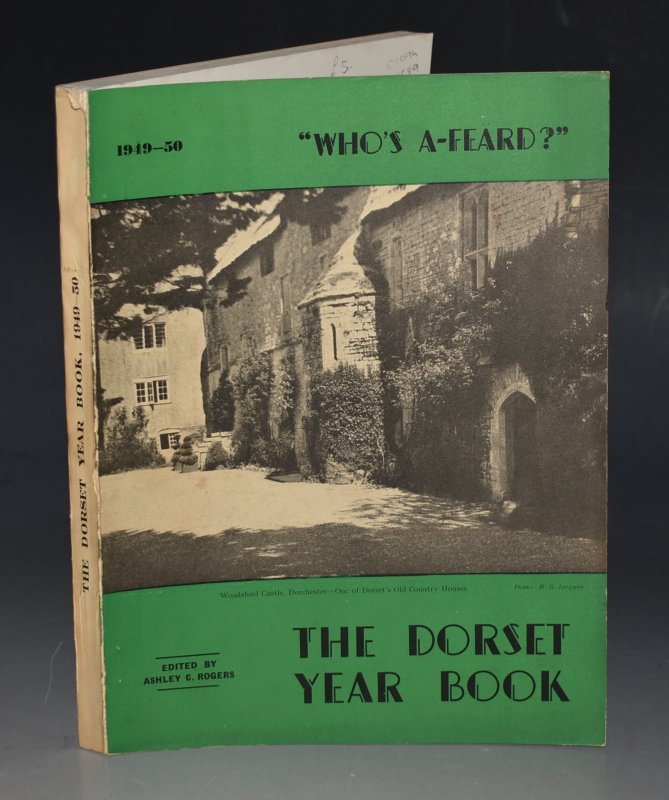 Image for The Dorset Year Book for 1949 - 50.