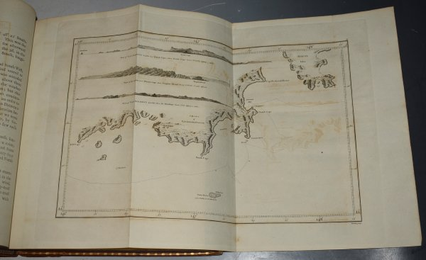 Image for A Voyage to the Pacific Ocean. Undertaken by Command of his Majesty, for Making Discoveries in the Northern Hemisphere: Performed un der the Direction of Captains Cook, Clerke, and Gore, in the Years 1776,1777, 1778,1779 and 1780. Being a copious, comprehensive & satisfactory Abridgement of the Voyage, written by Capt. J.Cook, and Capt.J.King.