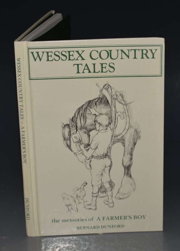 Image for Wessex Country Tales The Memories of a Farmer's Boy.