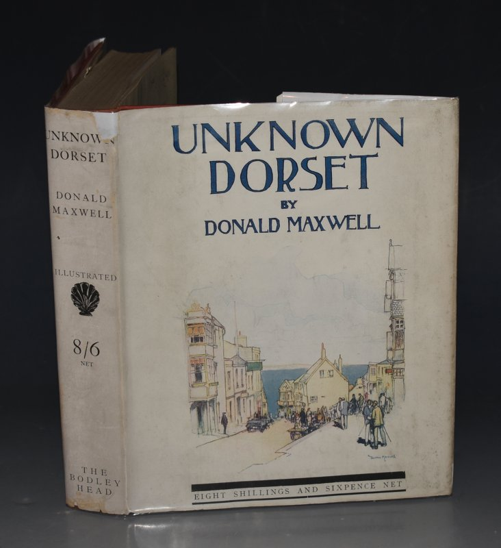 Image for Unknown Dorset. Being a series of unmethodical Explorations of the County illustrated in line and colour by the Author.